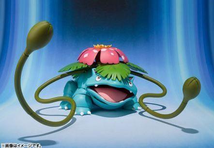 Bandai D-Arts Pokemon Venusaur Fushigibana Action Figure – Toyz in the Box