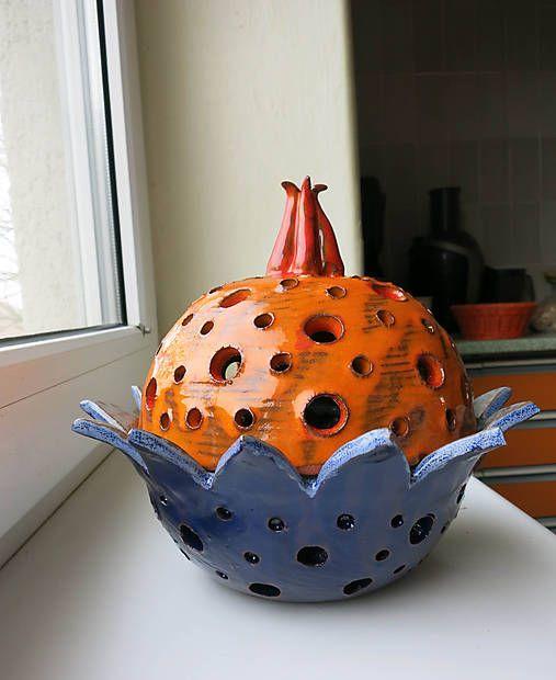 e-keramika / svietnik