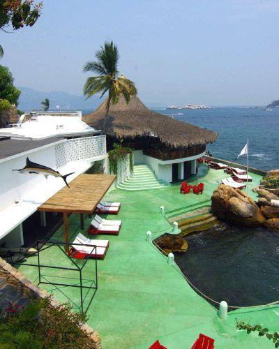 Boca Chica Hotel in Acapulco