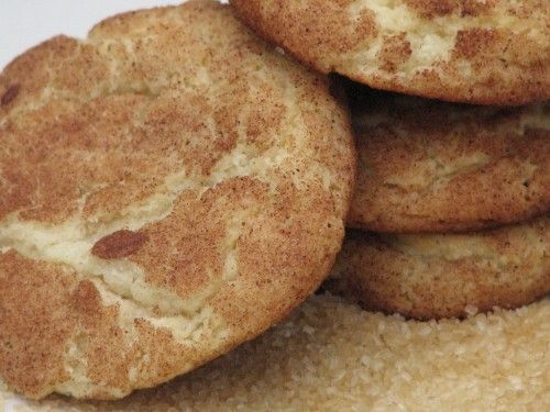 Low-Carb Snickerdoodles Recipe