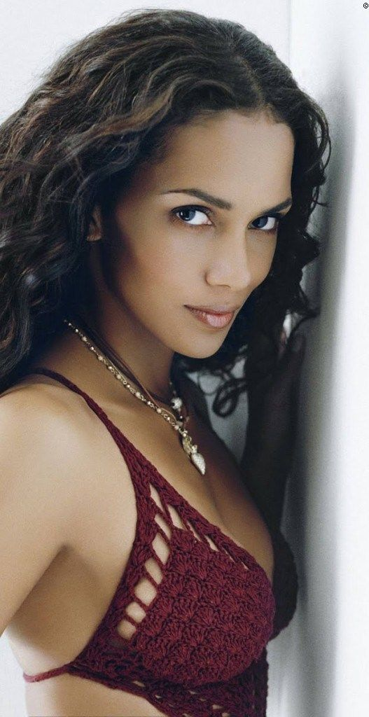 Ms.Halle Berry -  Fitzpatrick. I can dream cant I