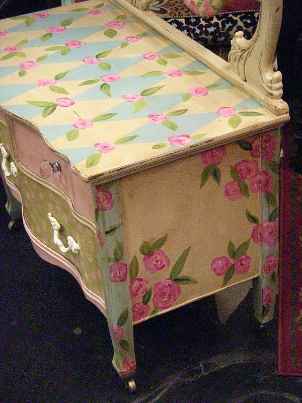 Sweet Pattern For Little Girls Room