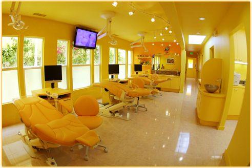 dental office interior design ideas for children treatment