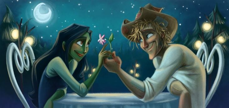 elphaba and fiyero relationship with god