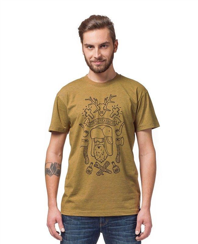 Wood life t-shirt | Horsefeathers® custom clothing