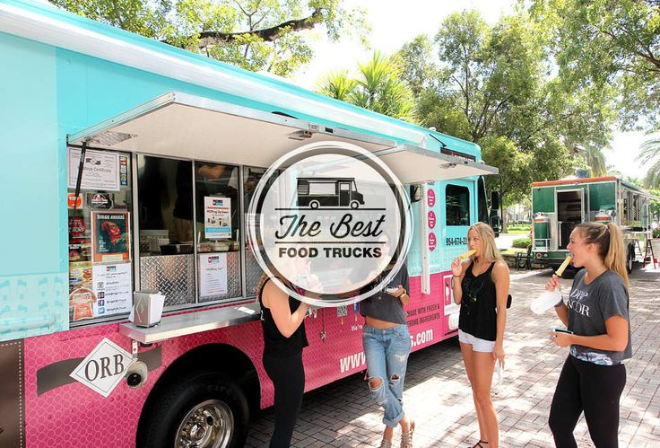 If you're the type of person who likes to sit in air-conditioned comfort and eat the latest in gourmet, quick-service food then… you're probably a wuss, and out of luck, since -- even though it's going to be absurdly humid and in the 90s for the next month -- South Florida's sweetest food trucks are the only place you can get that kind of crazy stuff. So, for the non-wusses out there, we've listed our top eight.