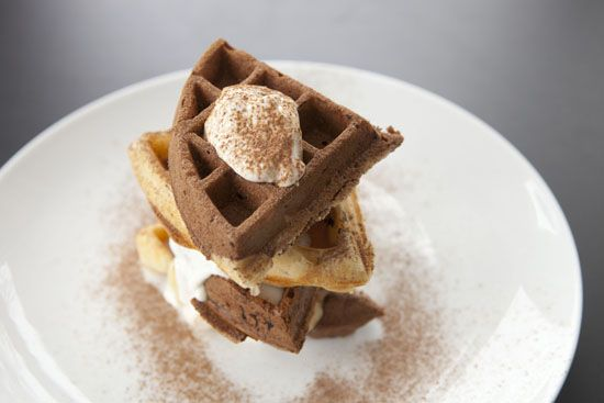 Tiramisu Waffles | Recipe