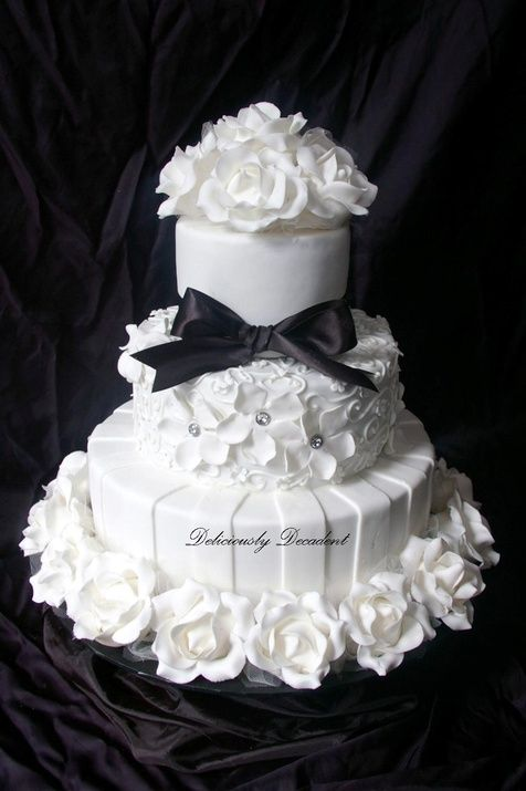 28 best My Cake Ideas images on Pinterest | Cake wedding, Wedding ...