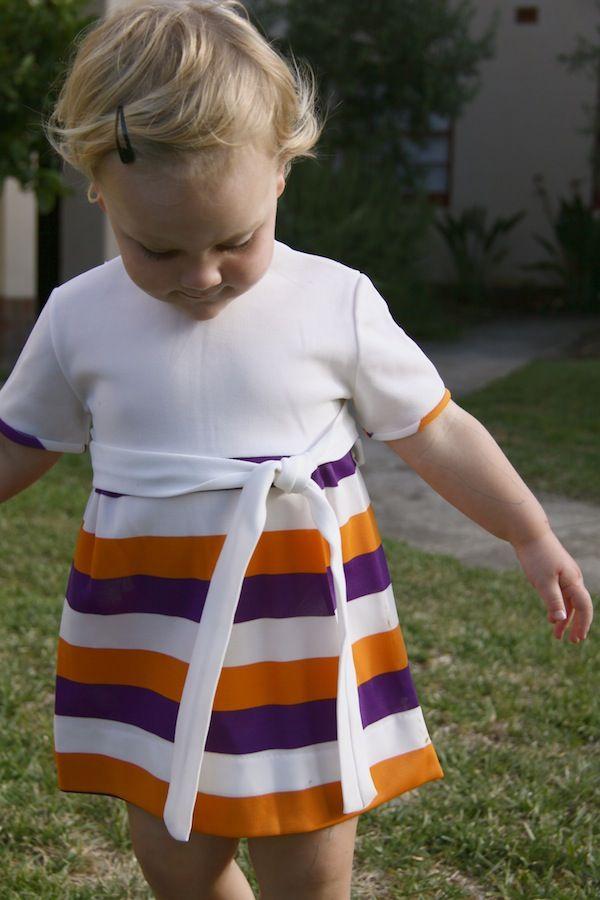 Vintage toddler dress.