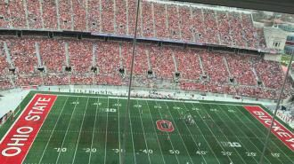 Ohio State sets spring game attendance record at 99,931 | NCAA Football | Sporting News