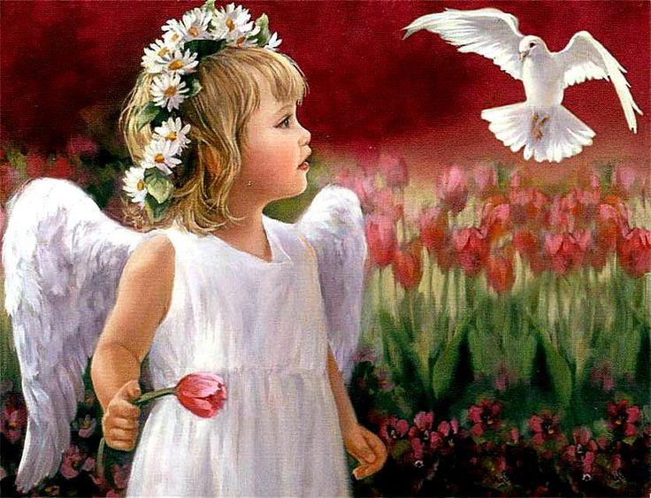 большая господь ангел картинка читать