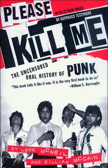 29 best my favorite books images on pinterest beds book and book please kill me the uncensored oral history of punk legs mcneil gillian mccain fandeluxe Gallery