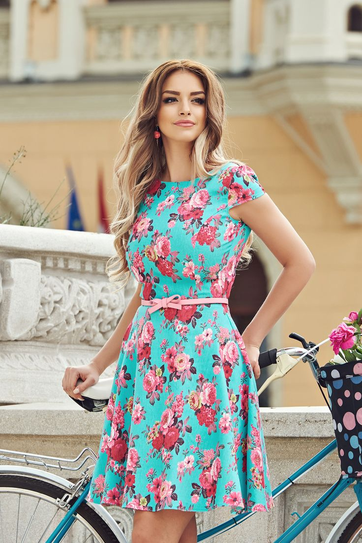 Rochie StarShinerS Lovely Lady Mint - https://tidy.ro/produs/rochie-starshiners-lovely-lady-mint/