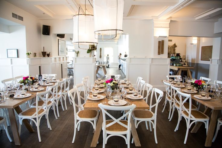Beach Weddings in The Sunset Room at Watsons Bay Boutique Hotel