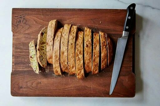 Biscotti for #breakfast - #bake them twice, enjoy them forever. Via Food52. http://t.co/ewKTm1iTth