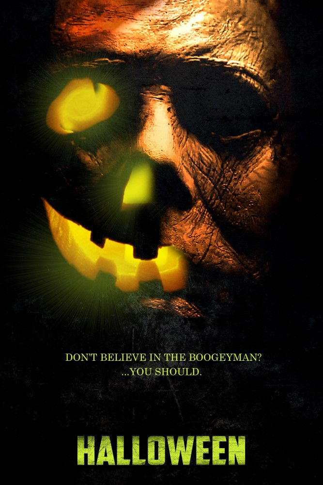 Halloween 2018 Fan Poster.Believe In The Boogeyman Halloween 2018 Fan Posters In