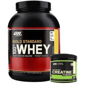 Optimum Nutrition Gold Standard Whey 2.2Kg +FREE Creatine 144g Elite supplements UK is Provide best Online Supplement for customer. Elite supplements UK is a best place for buy online protein, protein powder, weight gainer for men and women, gym accessori #L4L #vitaminC #FF