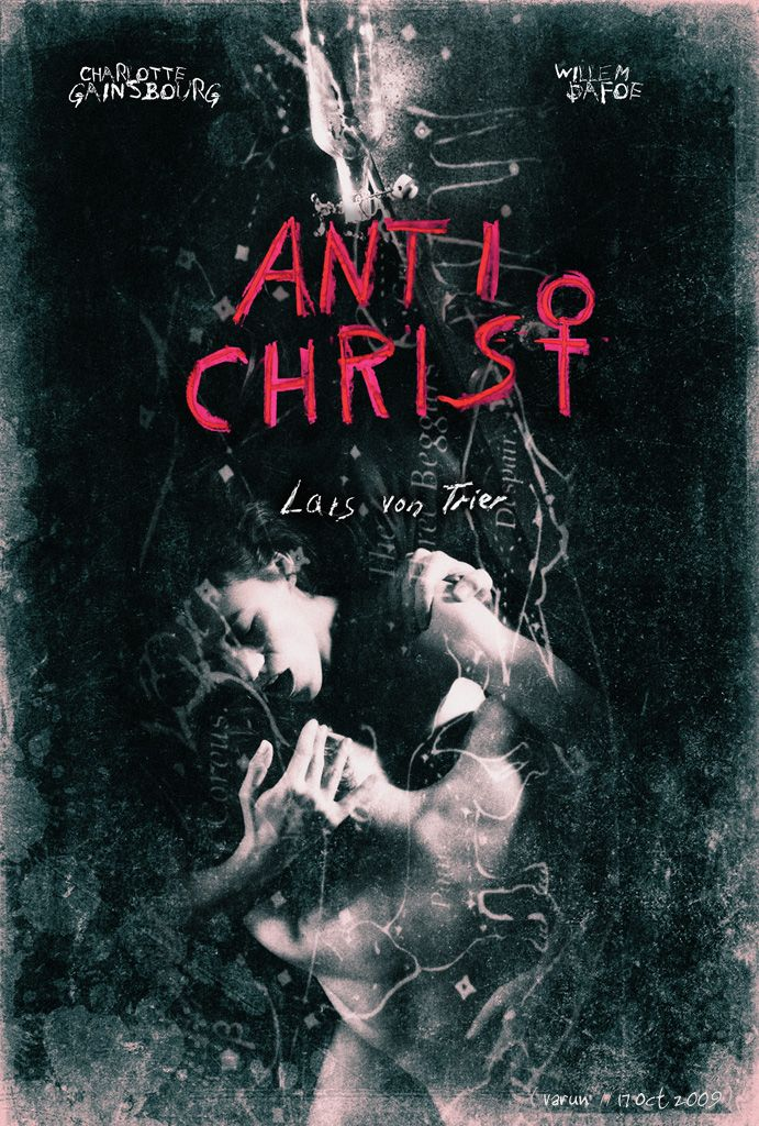Antichrist (2009) directed by Lars von Trier, with Charlotte Gainsbourg and Willem Dafoe