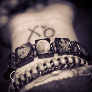 12 best XO tattoo imag...