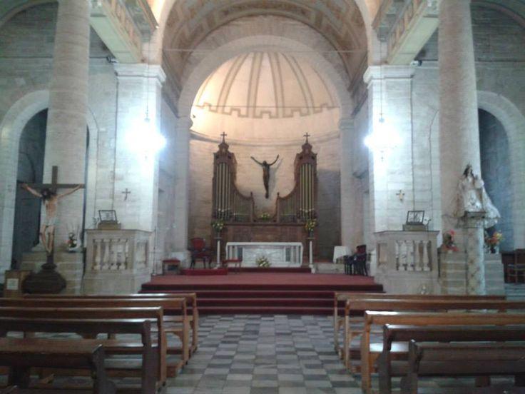 Interior de la Catedral, La Serena - CHILE