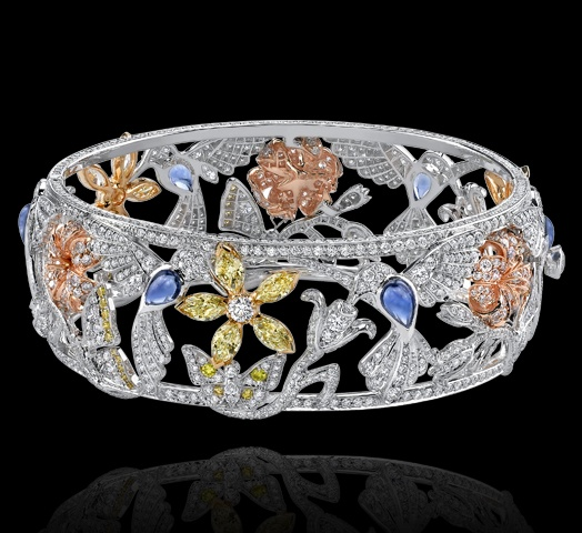 Garrard bracelet.  Won't look at the price.. dreams are free