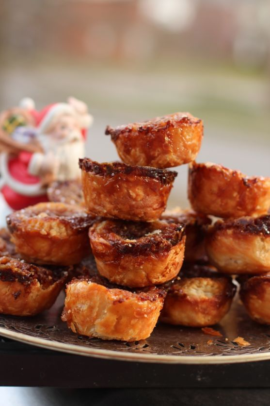 Post image for Butter Up Santa with Caramelized Butter Tarts
