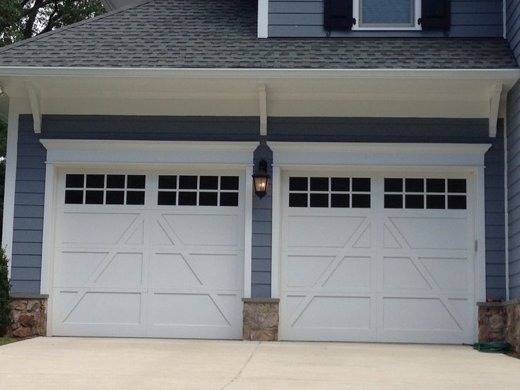 17 Best Images About Carriage Wood Garage Doors And