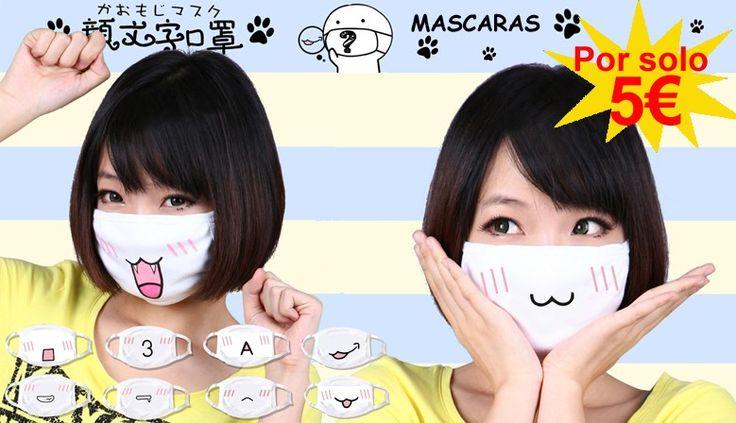 Nuevas Mascaras a la venta