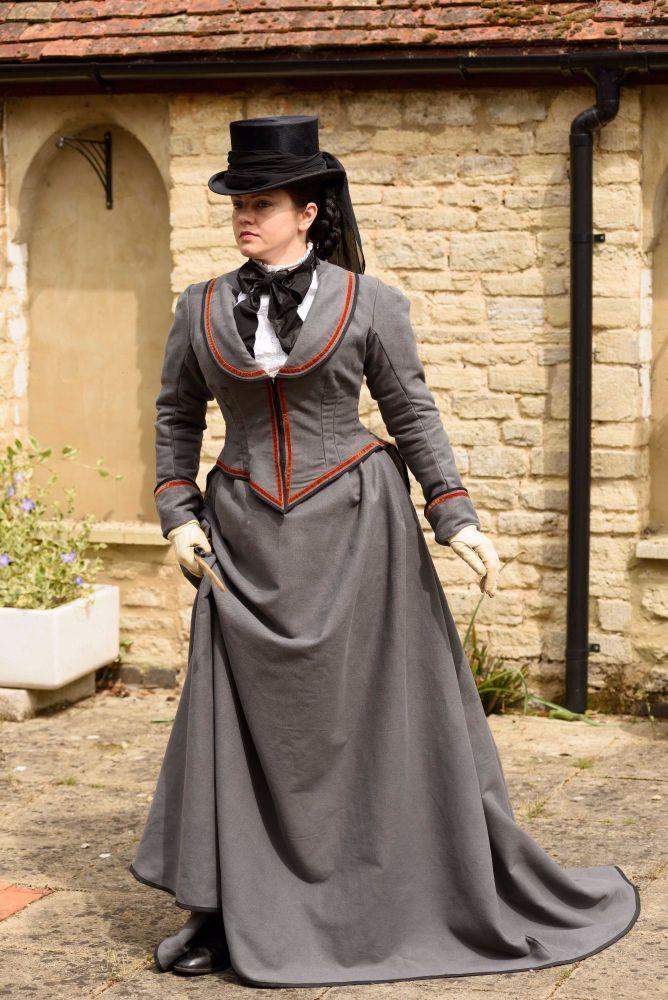 Victorian  Riding Habit