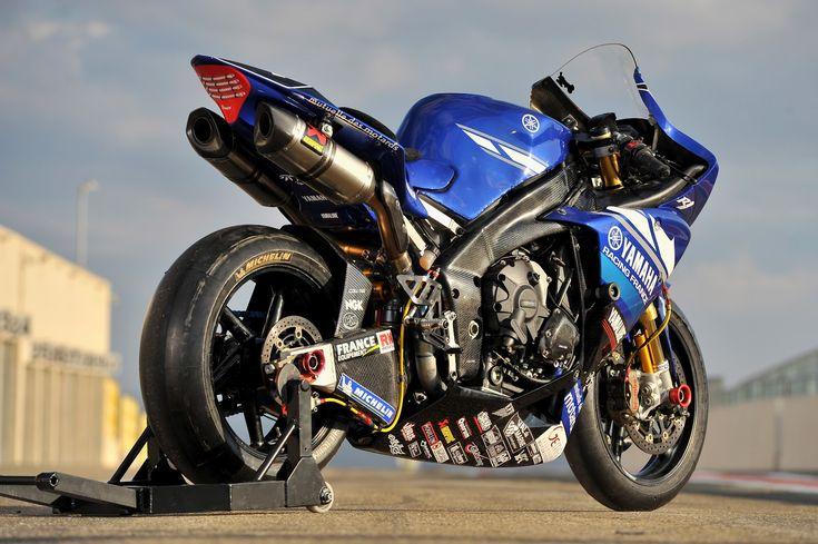 Racing Cafè: Yamaha YZF-R1 Team GMT94 2012