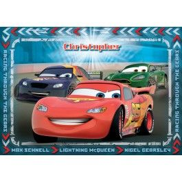 Meal times are great fun with Lightning McQueen and Mater! Keep your little one seated at the table with this Disney/Pixar Cars 2 personalised placemat. Also helps to contain scratches, spills and crumbs!