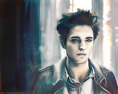'Twilight' Fan Art.