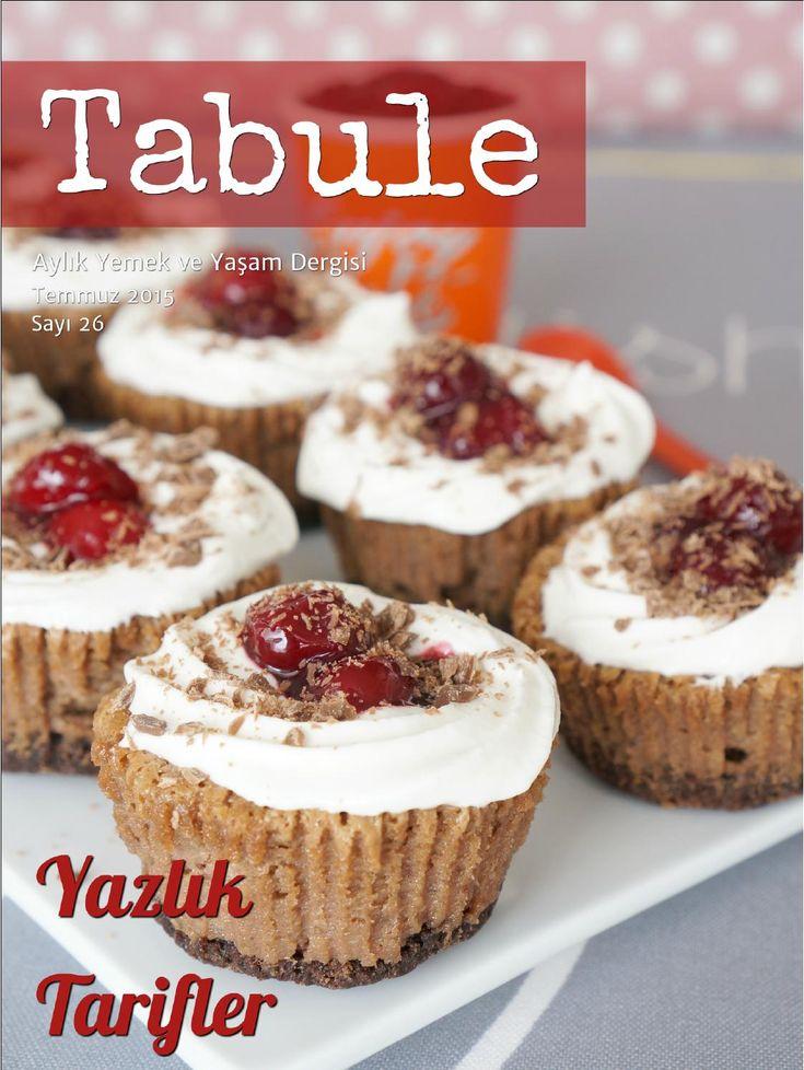 ISSUU - Tabule Temmuz 2015 Sayısı by Tabule Dergi