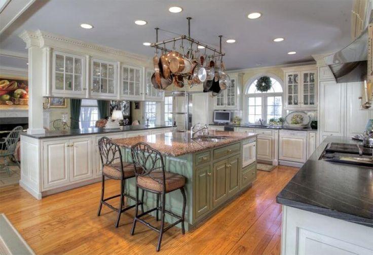 Galley Kitchen Design Plans