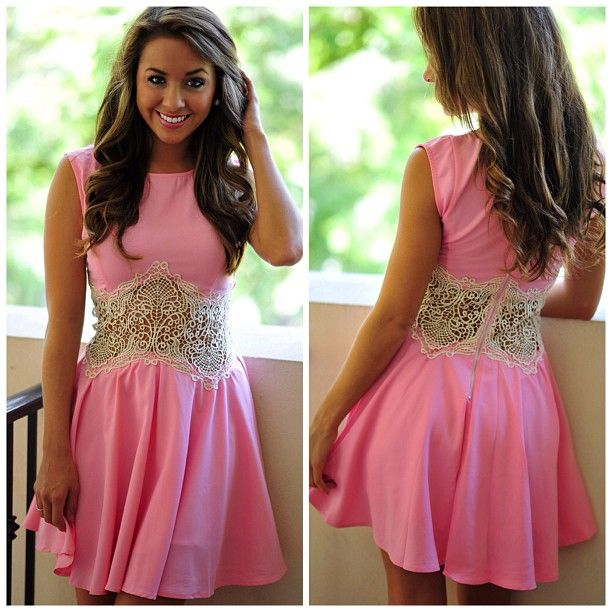 <3 I am LOVING this dress!!! I want it for homecoming :D