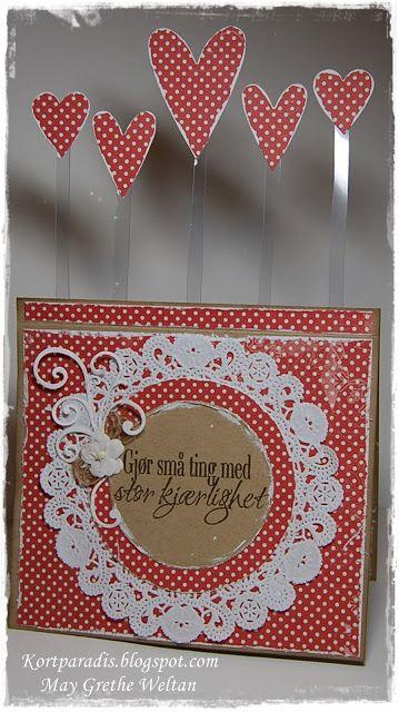 Bryllupskort Bryllup scrapping Handmade Kortparadis Easelcard staffelikort NSD North Star Design Wedding weddingcard
