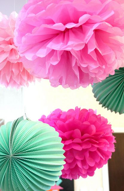 Easy way to decorate a sweet 16 party.. Can be use even for an In home party celebration
