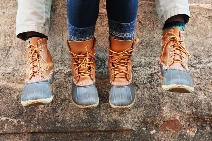 dash of serendipity : Photo Bean boots