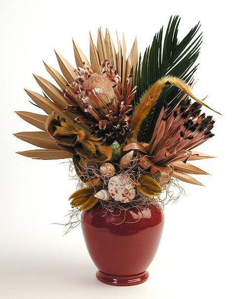 1000 images about dried flowers arrangements on pinterest floral arrangements feathers and vase - Best dried flower arrangements a colorful winter ...