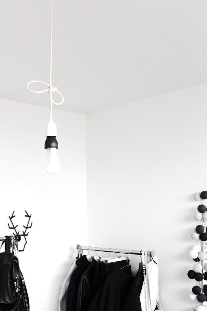 Bulgarian blogger Ivelina made the most of the Plumen 002's small proportion and versatility by featuring it in a house tour. From her living room to walk-in closet, she showed us some exciting ways to use the bulb, either bare or complimented by shades. The full shoot on the blog http://plumen.com/2015/06/frichic-house-tour-plumen-002/