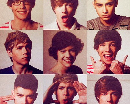 One Direction, they have talent, personality, and are extremely good looking.