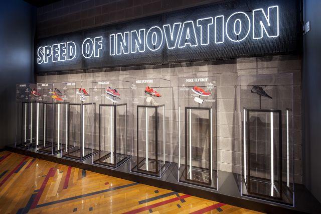ATL Nike store - David Brady