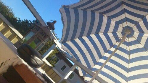 Min balkong