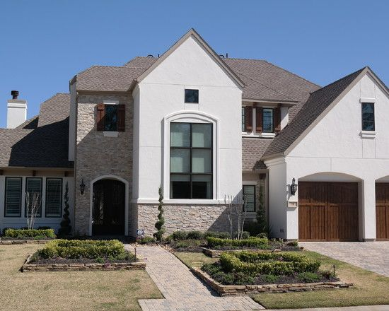 The 25 best stucco siding ideas on pinterest home for Stucco and siding combinations