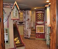 child's thatched Playhouse | PlayhouseStreet – Playhouses for Boys and Girls, Childrens