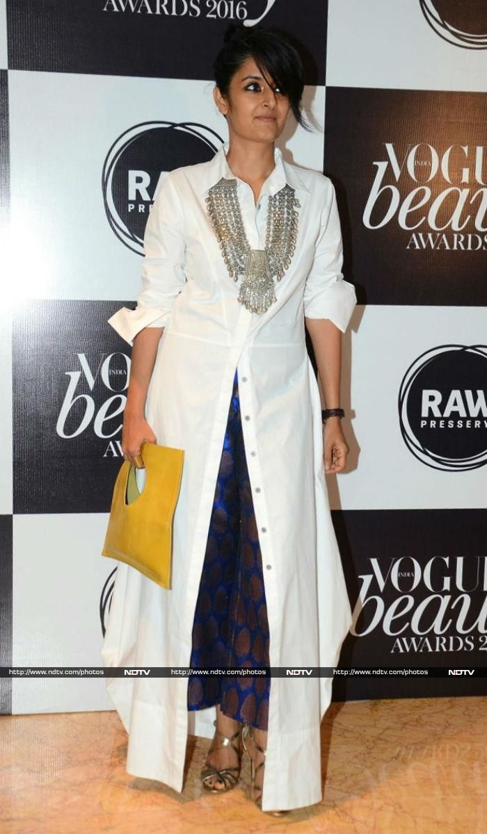 Designer Payal Khandelwal rooted for her own creation.