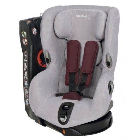 Funda de verano Axiss de Bébé Confort del Grupo I, en la que tu hijo irá cómodo y fresquito.