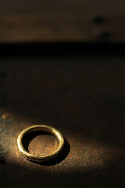 Brass Round Ring 3mm - IRRE