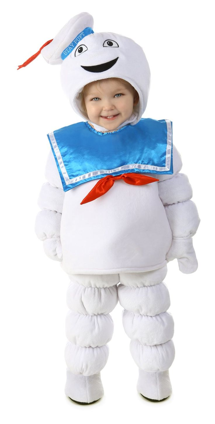 Ghostbusters Stay Puft Toddler Costume from Buycostumes.com