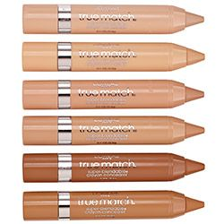 $8 L'Oreal  TrueMatch Pencil concealer. This is super creamy, very easy to blend. Staying power is okay, fades after about 5-6 hours.